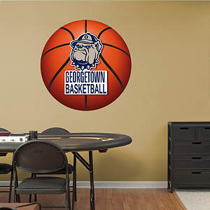Georgetown Hoyas Basketball Logo Fathead Wall Decal