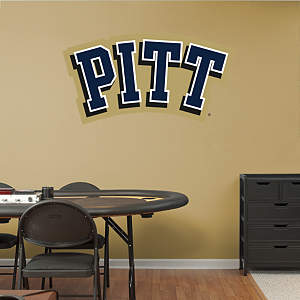 Pittsburgh Panthers Logo Fathead Wall Decal