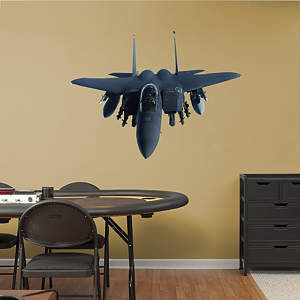 F-15E Strike Eagle Fathead Wall Decal