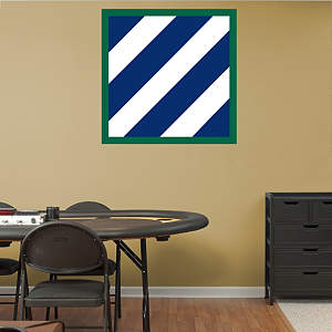3rd Infantry Insignia Logo Fathead Wall Decal