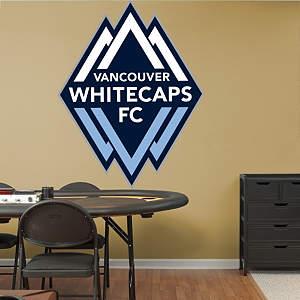Vancouver Whitecaps FC Logo  Fathead Wall Decal