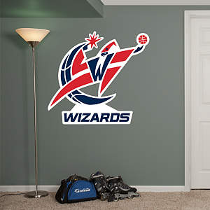 Washington Wizards Logo Fathead Wall Decal