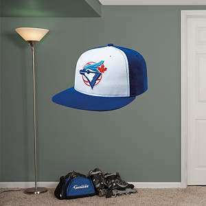 Toronto Blue Jays Alternate Cap Fathead Wall Decal