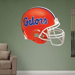 Florida Gators Helmet Fathead Wall Decal