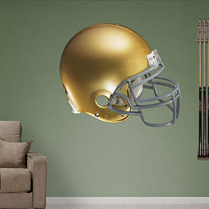 Notre Dame Fighting Irish Helmet Fathead Wall Decal