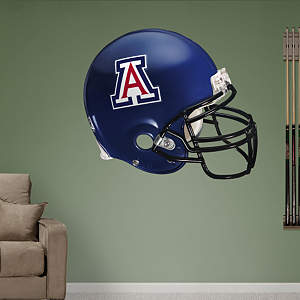Arizona Wildcats Helmet Fathead Wall Decal