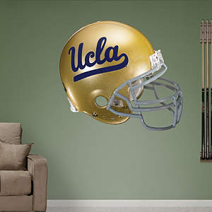UCLA Bruins Helmet Fathead Wall Decal