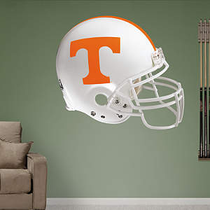 Tennessee Volunteers Helmet Fathead Wall Decal