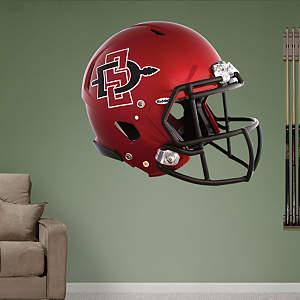 San Diego State Aztecs Helmet Fathead Wall Decal