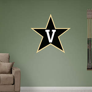Vanderbilt Commodores Logo  Fathead Wall Decal
