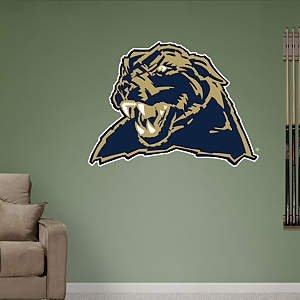 Pittsburgh Panther Head Logo Fathead Wall Decal