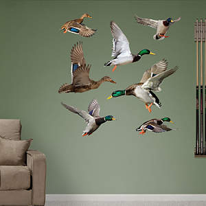 Ducks Fathead Wall Decal