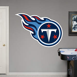 Tennessee Titans Logo Fathead Wall Decal
