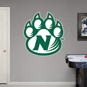 Northwest Missouri State Bearcats Logo Fathead Wall Decal