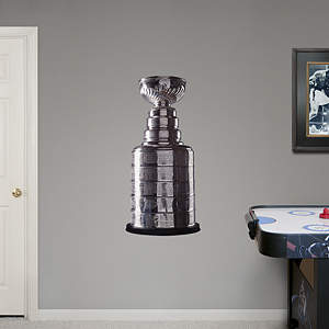 The Stanley Cup Fathead Wall Decal