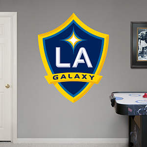 Los Angeles Galaxy Logo Fathead Wall Decal