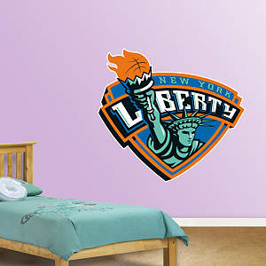 New York Liberty Logo Fathead Wall Decal