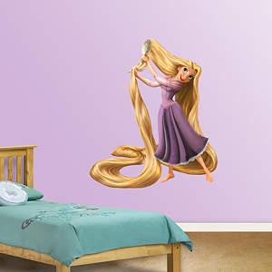 Rapunzel - Tangled Fathead Wall Decal
