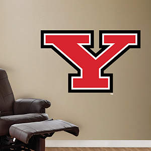 Youngstown State Penguins Logo Fathead Wall Decal