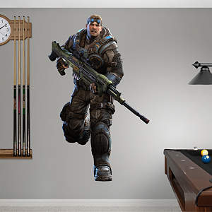 Gears of War: Judgment - Baird Fathead Wall Decal