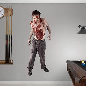 Atlanta Nursing Home Walker Fathead Wall Decal