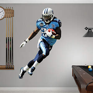 Chris Johnson Fathead Wall Decal