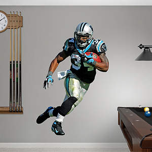 DeAngelo Williams Fathead Wall Decal