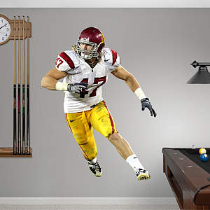 Clay Matthews USC Fathead Wall Decal
