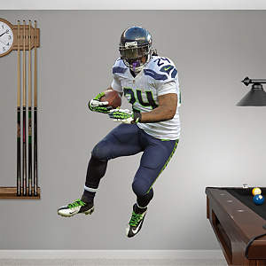 Marshawn Lynch - Away  Fathead Wall Decal