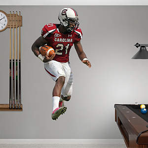 Marcus Lattimore South Carolina Fathead Wall Decal