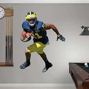 Jeremy Gallon - Michigan Fathead Wall Decal