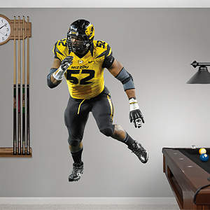 Michael Sam - Missouri Fathead Wall Decal