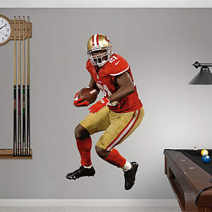 Frank Gore - Home Fathead Wall Decal