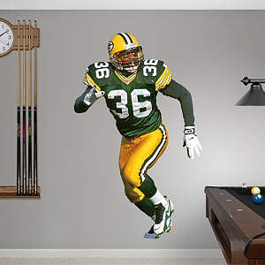 LeRoy Butler Fathead Wall Decal