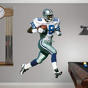 Michael Irvin Fathead Wall Decal