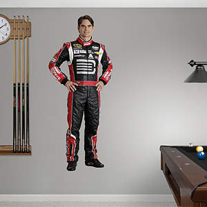Jeff Gordon Drive To End Hunger Driver Fathead Wall Decal