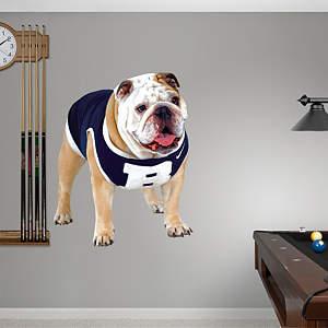 Butler Mascot - Butler Blue II Fathead Wall Decal