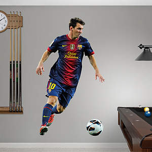 Lionel Messi - 2013 Fathead Wall Decal