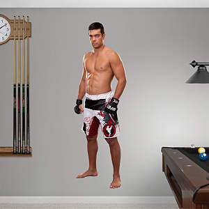 Lyoto Machida Fathead Wall Decal