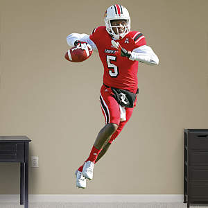 Teddy Bridgewater - Louisville Fathead Wall Decal