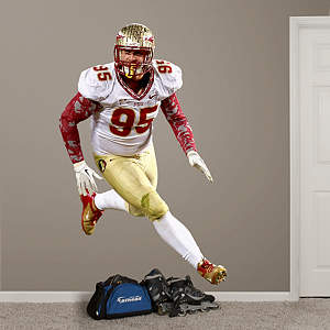 Bjoern Werner Florida State Fathead Wall Decal