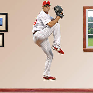 Cole Hamels  Fathead Wall Decal