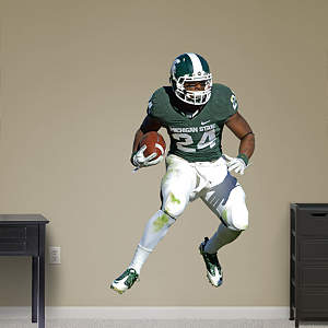 Le'Veon Bell Michigan State Fathead Wall Decal