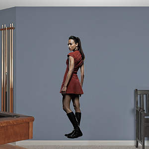 Uhura: Star Trek - Into Darkness Fathead Wall Decal