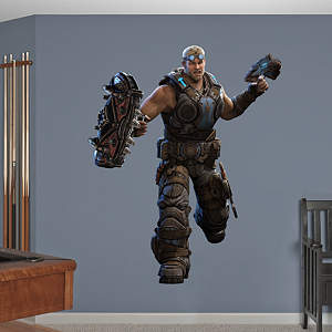 Gears of War 3: Baird Fathead Wall Decal