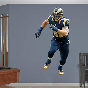 Chris Long Fathead Wall Decal