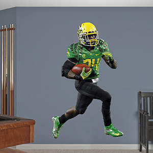 Kenjon Barner Oregon Fathead Wall Decal