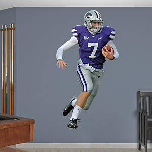 Collin Klein Kansas State Fathead Wall Decal