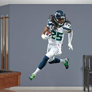 Fathead Vinyl Wall Graphic of Richard Sherman