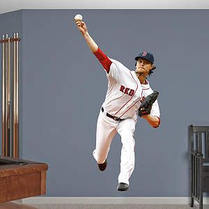 Clay Buchholz Fathead Wall Decal